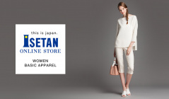 ISETAN WOMEN BASIC APPARELのセールをチェック
