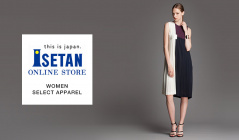 ISETAN WOMEN SELECT APPARELのセールをチェック