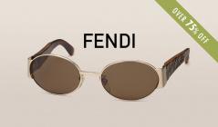 FENDI EYEWEAR_OVER 75%OFFのセールをチェック