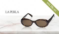 LA PERLA EYEWEAR_OVER 75%OFF(ラ・ペルラ)のセールをチェック