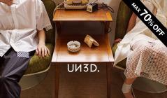 UN3D.(アンスリード)のセールをチェック