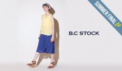 B.C STOCK ALL 80%OFF_SUMMER FINAL CALL(ベーセーストック)のセールをチェック
