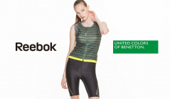 REEBOK/BENETTON  FITNESS SWIM WEARのセールをチェック
