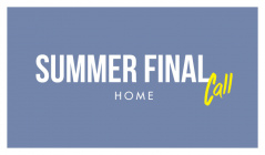 SUMMER FINAL CALL -HOME-のセールをチェック