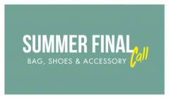 SUMMER FINAL CALL -BAG&SHOES&ACC-のセールをチェック