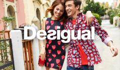 DESIGUAL(デシグアル)のセールをチェック