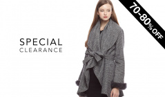SPECIAL CLEARANCEのセールをチェック