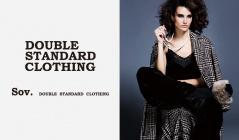 DOUBLE STANDARD CLOTHING/SOV.(ダブルスタンダードクロージング)のセールをチェック