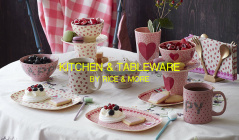 KITCHEN & TABLE WARE BY RICE & MOREのセールをチェック