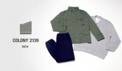 COLONY2139 MEN(コロニートゥーワンスリーナイン)のセールをチェック