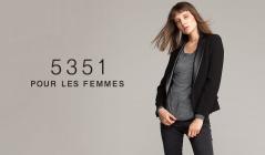 5351 POUR LES FEMMES(5351 プーラ・ファム)のセールをチェック