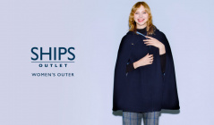 SHIPS OUTLET WOMEN'S OUTERのセールをチェック