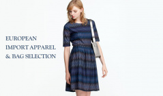 EUROPEAN IMPORT APPAREL & BAG SELECTIONのセールをチェック