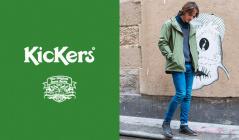 KICKERS MEN(キッカーズ)のセールをチェック