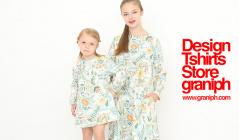 DESIGN TSHIRT STORE GRANIPH KIDS_DRESS(グラニフ)のセールをチェック