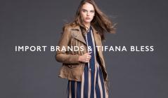IMPORT BRANDS & TIFANA BLESS(インポートブランドアンドティファナ ブレス)のセールをチェック