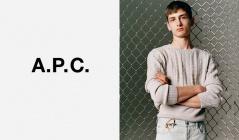 A.P.C. MENのセールをチェック