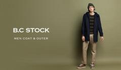 B.C STOCK MEN COAT & OUTER(ベーセーストック)のセールをチェック