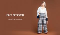 B.C STOCK WOMEN BOTTOMS(ベーセーストック)のセールをチェック