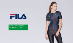 FILA BENETTON FITNESS SWIMWEARのセールをチェック