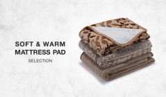 SOFT&WARM MATTRESS PAD SELECTIONのセールをチェック