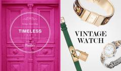 VINTAGE WATCH SELECT by TIMELESS TOKYO(タイムレス トウキョウ バイ パウラズ)のセールをチェック