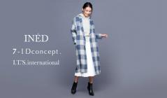 INED/7-ID CONCEPT/IT'S INTERNATIONAL(イネド)のセールをチェック