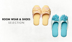 ROOM WEAR & SHOES SELECTION BY SELECTION SENKOのセールをチェック