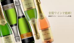 金賞ワインで乾杯! -厳選ワイン・シャンパーニュ特集-(セレクションミリオンショウジ)のセールをチェック