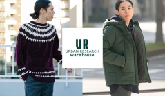 URBAN RESEARCH WAREHOUSE MEN OUTER & KNIT SELECTION(アーバンリサーチウエアハウス)のセールをチェック
