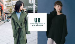 URBAN RESEARCH WAREHOUSE WOMEN OUTER & KNIT(アーバンリサーチウエアハウス)のセールをチェック
