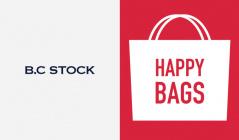 B.C STOCK_HAPPY BAG(ベーセーストック)のセールをチェック