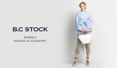 B.C STOCK WOMEN SHOES ACCESSORY(ベーセーストック)のセールをチェック