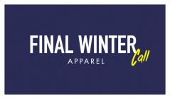 FINAL WINTER CALL-APPAREL-のセールをチェック