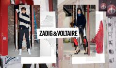 ZADIG & VOLTAIRE(ザディグ エ ヴォルテール)のセールをチェック