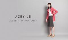 AZEY-LE JACKET & TRENCH COATのセールをチェック