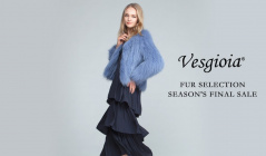 VESGIOIA FUR SELECTION  SEASON'S FINAL SALEのセールをチェック