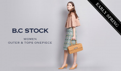 B.C STOCK WOMEN_EARLY SPRING(ベーセーストック)のセールをチェック
