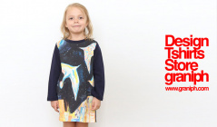 DESIGN TSHIRT STORE GRANIPH KIDS DRESS(グラニフ)のセールをチェック