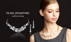 PEARL SWAROVSKI collectionのセールをチェック