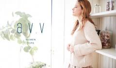 a.v.v Women - TOPS -(アーヴェヴェ)のセールをチェック