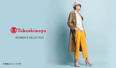 TAKASHIMAYA WOMEN'S SELECTIONのセールをチェック