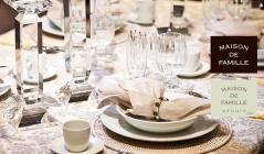 MAISON DE FAMILLE-TABLE WEAR-のセールをチェック