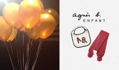 AGNES B. ENFANTのセールをチェック