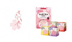 SAKURA TEA/SAKURA Latteのセールをチェック