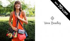 VERA BRADLEY(ヴェラ・ブラッドリー)のセールをチェック