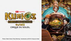 シルク・ドゥ・ソレイユ「ダイハツ キュリオス」東京公演(チケット)のセールをチェック