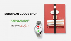 EUROPEAN GOODS SHOP -AMPELMANN WATCH & FABRIANO-(アンペルマン ウォッチ)のセールをチェック