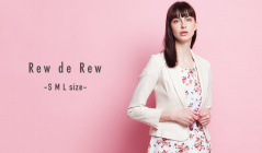REW DE REW  -S M L size-のセールをチェック