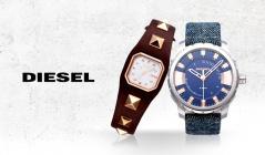 DIESEL TIME FRAMES(ディーゼル タイムフレームス)のセールをチェック